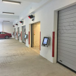 brickell house robotic parking